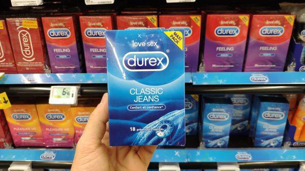 Durex prezerwatyw