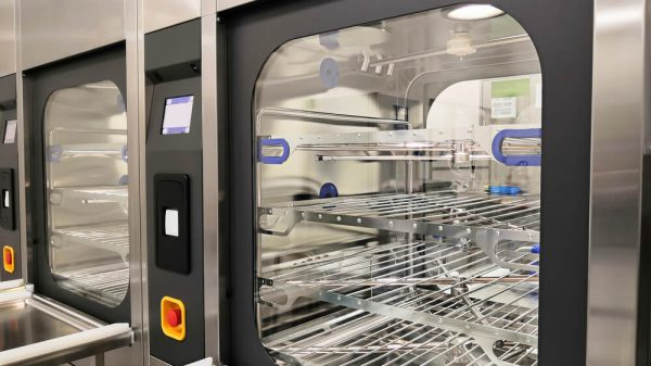 sterylizator suchy w laboratoriach