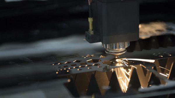 wycinarki laserowej